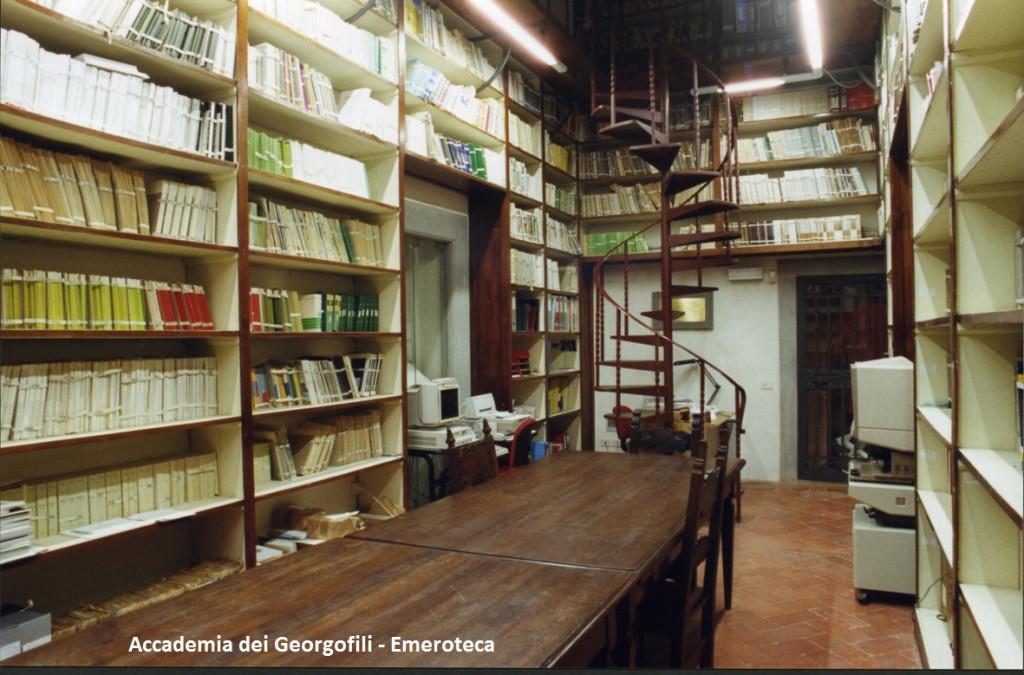 Accademia dei Georgofili - Emeroteca