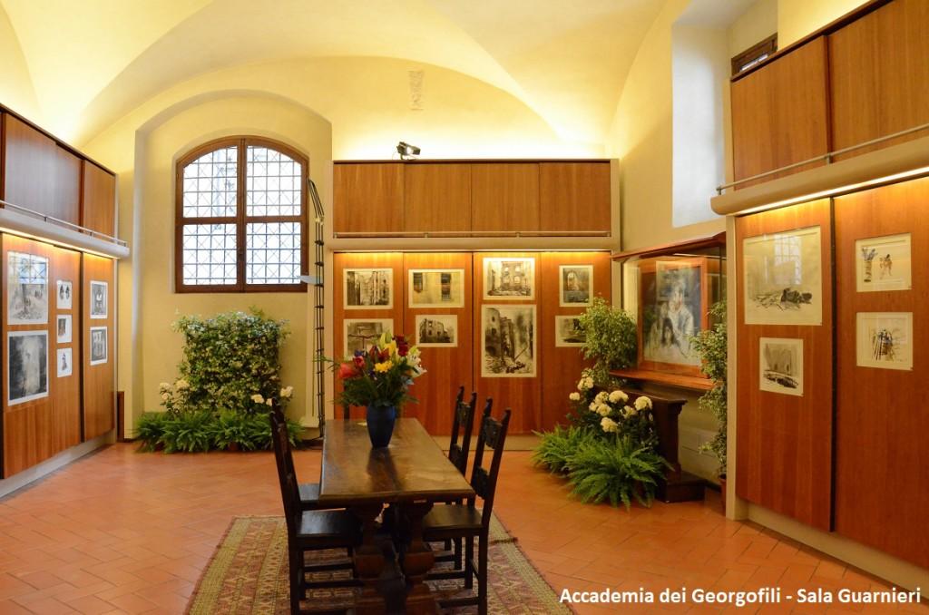 Accademia dei Georgofili - Sala Guarnieri
