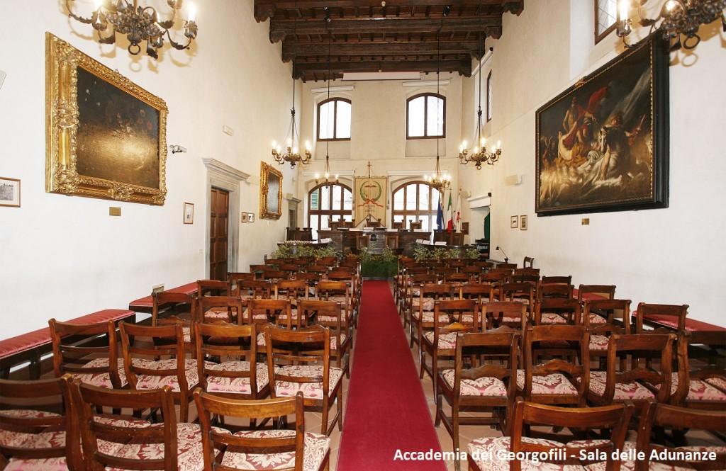 Accademia dei Georgofili - Sala delle Adunanze