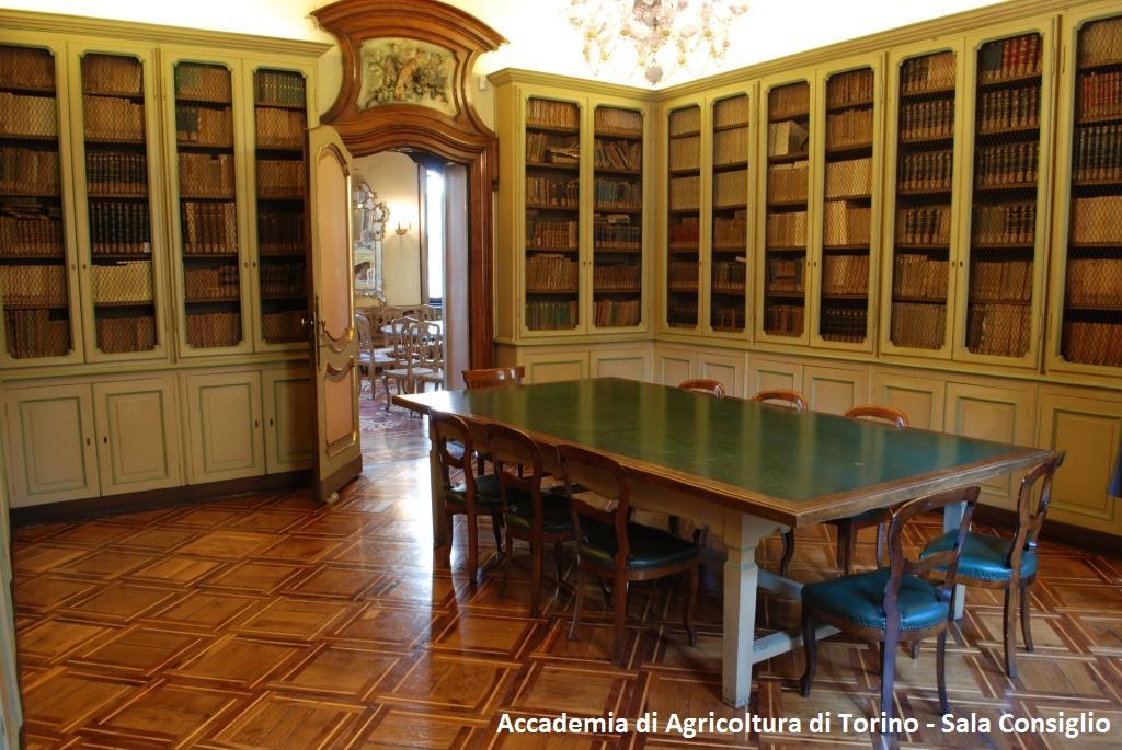 Accademia di Agricoltura di Torino - Sala Consiglio