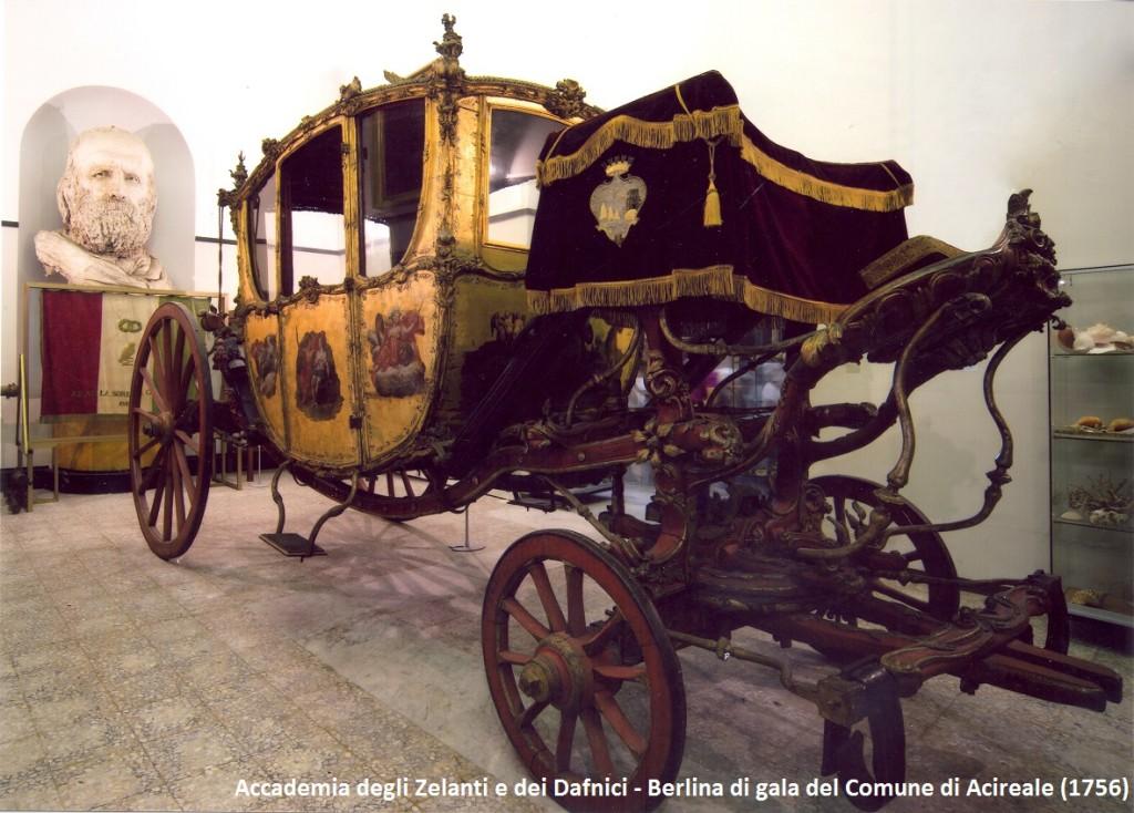 Berlina di gala del Comune di Acireale (1756)0001