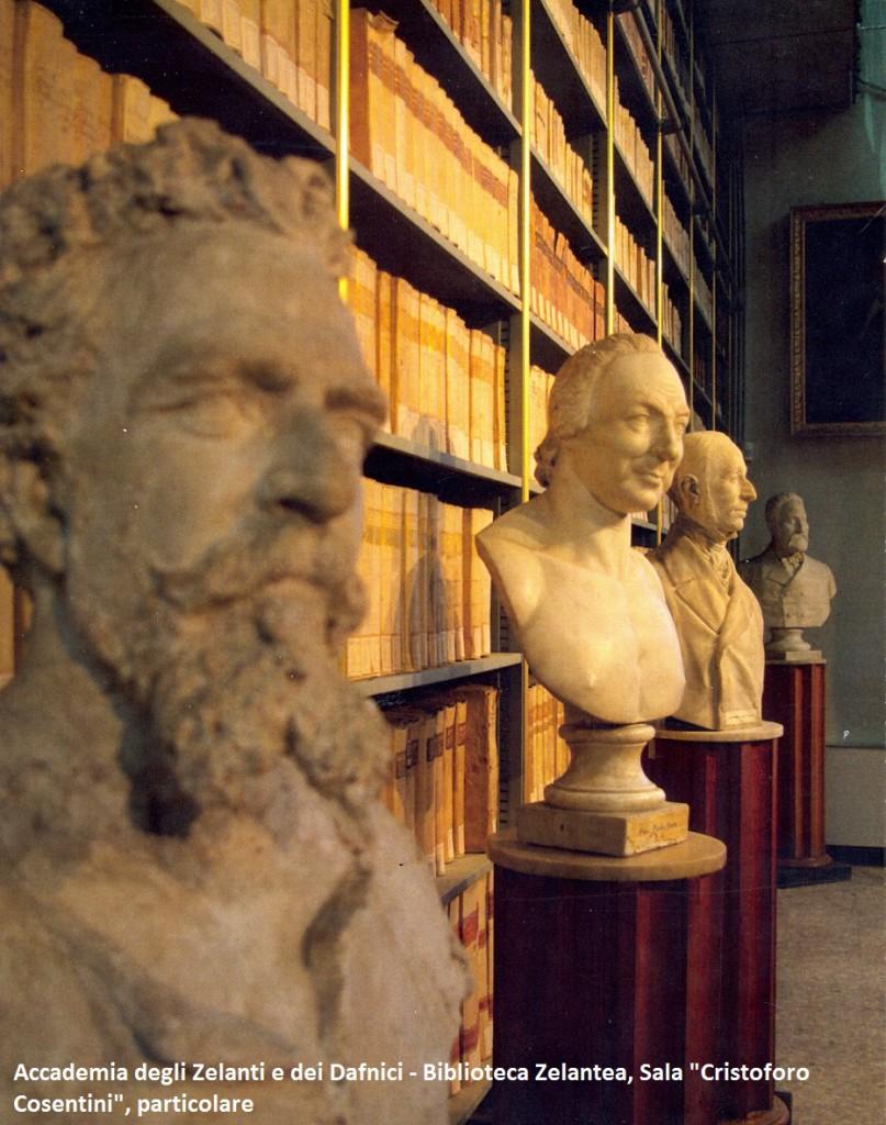 Biblioteca Zelantea, particolare0001