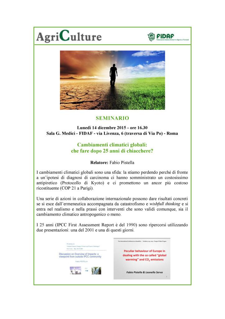 Seminario Clima FIDAF