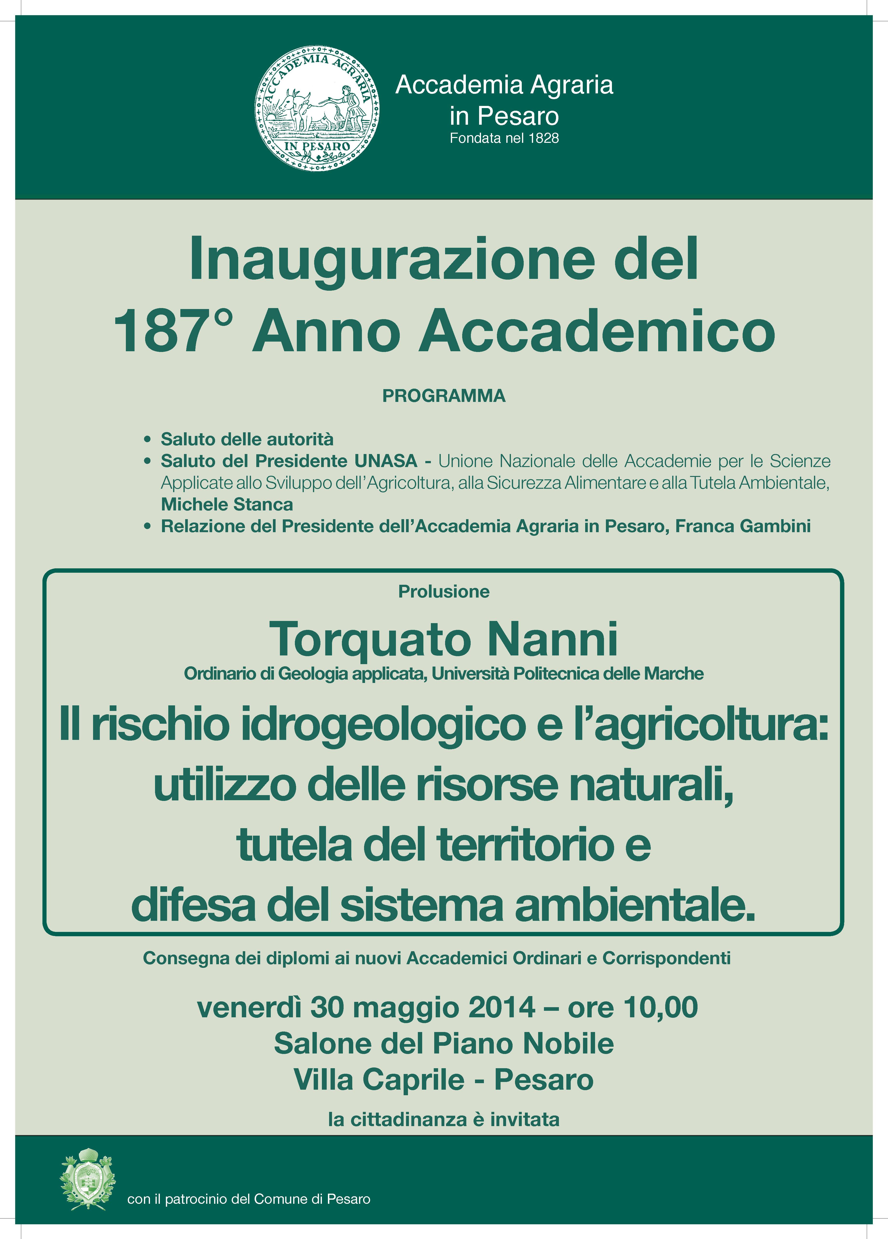 agraria manifesto 2014