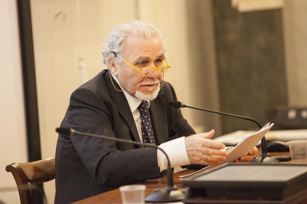 Prof. Antonio Michele Stanca (Foto: Mario Llorca)