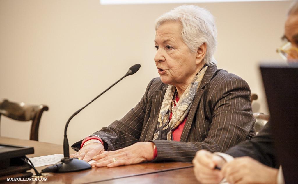 Prof.ssa Sara Ferri (Foto: Mario Llorca)