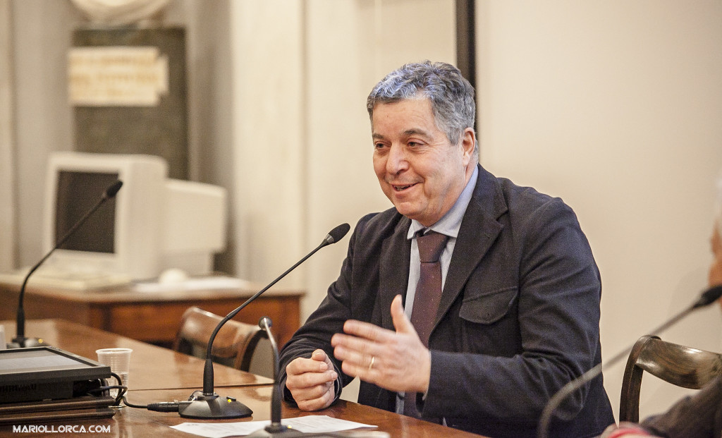 Ass. Gianni Salvadori (Foto: Mario Llorca)