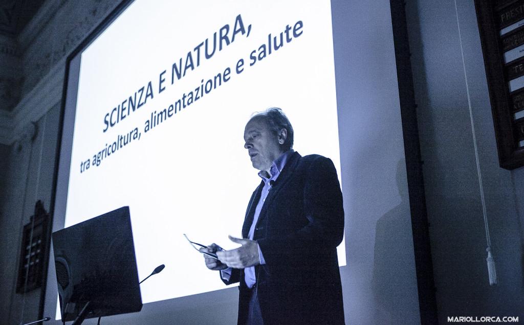 Prof. Gilberto Corbellini (Foto: Mario Llorca)